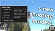 『スクリーンショット2』 Fast Burst Camera liteのアプリ画像