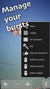 『スクリーンショット5』 Fast Burst Camera liteのアプリ画像