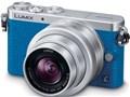 『本体 正面2』 LUMIX DMC-GM1SK-A レンズキット [ブルー]の製品画像