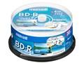『パッケージ』 BRV25WPE.30SP [BD-R 4倍速 30枚組]の製品画像