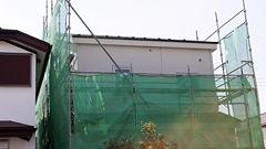 外壁を塗装(塗り替え)
