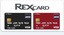 REX CARD ���'ł��ǂ��ł��|�C���g���Ҍ��i1.75���j