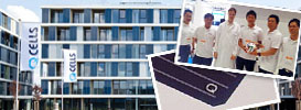 太陽光発電メーカーインタビュー Qセルズ