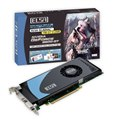 [ELSA GLADIAC 796 GT 512MB ] 新型GeForce 9600 GT搭載PCI Expressビデオカード (GDDR3-SDRAM 512MB)
