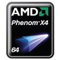 [AMD Phenom X4] デスクトップPC向けSocketAM2+用クアッドコアCPU