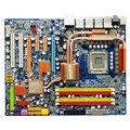 [GA-EP45-DQ6] Intel P45/ICH10Rチップセットや4つのギガビットLAN、3種類のクリアスイッチを搭載したLGA775用ATXマザーボード。市場想定価格は35,200円前後