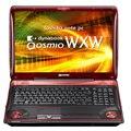 [dynabook Qosmio WXW] グラフィックを強化した17型液晶ノートPC。価格は198,000円〜