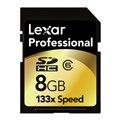 [SDHC8GB-133-850] スピードクラス「Class6」に対応したSDHCメモリカード(8GB)。価格は14,800円(税込)