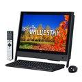 [VALUESTAR N VN770/RG6B] Core 2 Duo E7200/GeForce 9300/2GB DDR2メモリー/地デジチューナーを備えた19型ワイド液晶一体型PC