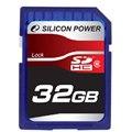 SDスピードクラス6に対応したSDHCカード(32GB)