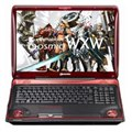 [dynabook Qosmio WXW/77GW PAWW77GLN10W-MH] Core 2 Duo P8600/GeForce 9700M GTS/harman/kardon5スピーカーを備えた「モンスターハンターフロンティア オンライン」推奨スペックPC。販売価格は202,600円(税込)