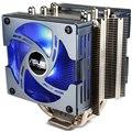 [TRITON 81] 2基の90mmファン/4本の銅製ヒートパイプ/アルミ製フィンを備えた静音CPUクーラー