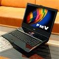 [FMV-BIBLO NW/C90D] タッチスクエア/Core 2 Duo P8600/2GBメモリー/Blu-ray Discドライブ/地上・BS・110度CSデジタル放送対応TVチューナーを備えた16型ワイド液晶搭載ノートPC。価格はオープン
