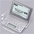 [エクスワード XD-GF7350] 16種類の中国語コンテンツを収録した電子辞書。価格はオープン
