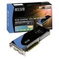 [ELSA GLADIAC GTX 260 V3 896MB] GeForce GTX 260を搭載したPCI Express2.0 x16バス用ビデオカード(GDDR3-SDRAM 896MB)。価格はオープン