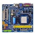 [GA-M85M-US2H] NVIDIA GeForce 8200チップセットを搭載したSocket AM3/AM2+/AM2用Micro-ATXマザーボード。市場想定価格は9,300円前後