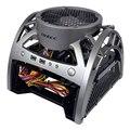[MINISKELETON-90] コンポーネントトレイとフレーム部の2部構成を採用した簡易試験台に最適なMini-ITX専用PCケース。市場想定価格は14,800円前後