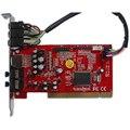 [CMI8738-6CHLP2] デジタル入出力端子を搭載したPCIバス対応サウンドカード。市場想定価格は2,700円前後