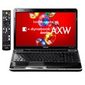 [dynabook Satellite AXW/60J2W] Core 2 Duo P8700/4GBメモリー/320GB HDD/地デジチューナー/Draft2.0 IEEE802.11n対応無線LANなどを備えた16型ワイド液晶搭載ノートPC