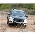 フォード クーガ 次期型テスト車両スクープ写真