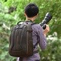 「ND スマートカメラリュック Special Edition ブラウン」