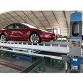 テスラ モデル3 の高性能モデル、「デュアルモーター・パフォーマンス」の量産第一号車がラインオフ