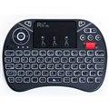 「タッチパッド搭載 2.4GHz ミニワイヤレスキーボード DN-915415」