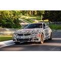 次期BMW3シリーズセダンのMスポーツパッケージ・プロトタイプ
