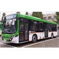 フルフラットバスを都バスで運行(イメージ)