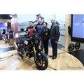 インディアンモーターサイクルブース(東京モーターサイクルショー2019)
