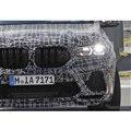 BMW X6M スクープ写真