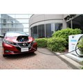 日産自動車と三重日産自動車が「災害時における電気自動車からの電力供給に関する協定」を伊勢市と締結