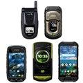 左から、「SCP-7050」、「DuraXT」、「TORQUE」、「TORQUE G02」、「DuraForce PRO 2」