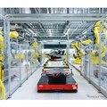 ポルシェ・タイカンの量産を行うドイツ・ツッフェンハウゼン工場