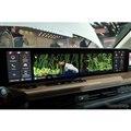 ホンダeに搭載された2画面ディスプレイ。ダッシュボードに広がる