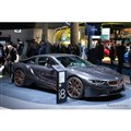BMW i8 の最終限定車のアルティメット・ソフィスト・エディション(フランクフルトモーターショー2019)