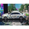 メルセデスベンツ Sクラス ベースの最新自動運転プロトタイプ車(フランクフルトモーターショー2019)
