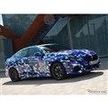 BMW 2シリーズ・グランクーペ の開発プロトタイプ