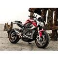 ゼロ・モーターサイクルズの電動バイク『Zero SR/F』