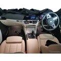BMW 4シリーズクーペ 次期型プロトタイプ。写真は右ハンドル仕様だ(スクープ写真)