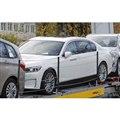 BMW 7シリーズEV(i7)開発車両スクープ写真