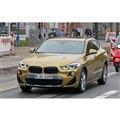 BMW X2 xDrive 25e 開発車両スクープ写真