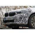 BMW 6シリーズ GT 改良新型プロトタイプ(スクープ写真)