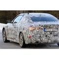 BMW 4シリーズクーペ 新型プロトタイプ(スクープ写真)