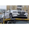 BMW 7シリーズ 新型開発車両(スクープ写真)