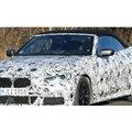 BMW 4シリーズ カブリオレ 新型プロトタイプ(スクープ写真)