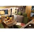 尾州織物・東濃ヒノキ・美濃焼。トイファクトリーの地元の風土が作るくつろぎの空間「Casa Home Style Edition」