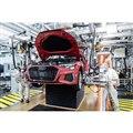 ドイツ・インゴルシュタット工場で生産が開始されたアウディA3スポーツバック新型