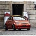 フイアット 500 新型の「500 B.500 MAI TROPPO by ブルガリ」
