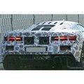 マクラーレンの新型ハイブリッド車のプロトタイプ(スクープ写真)